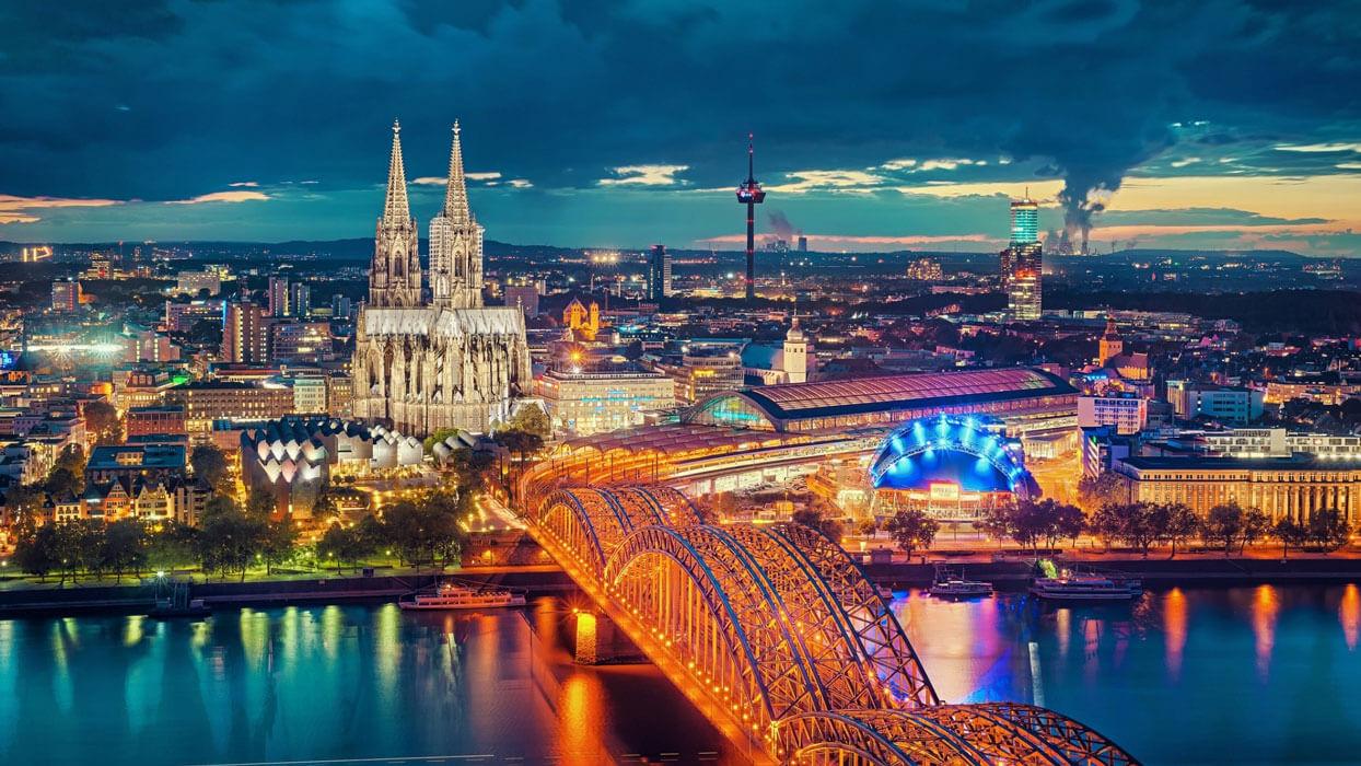 اشنایی جزئی با کشور المان