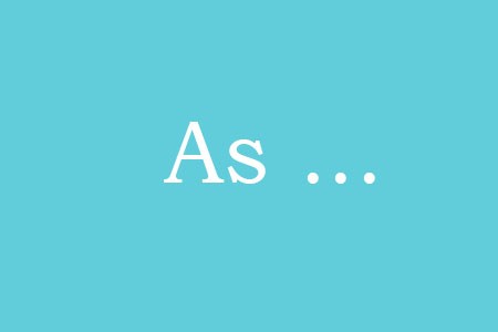 چند عبارت کاربردی در انگلیسی كه با As شروع ميشوند